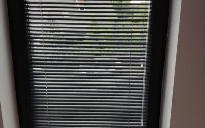 żaluzje okienne